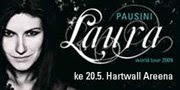 Laura Pausini Hartwall Areena 20.5.09