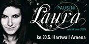 Laura Pausini Hartwall Areena 20.5.09