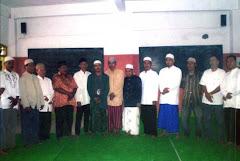 Pinpinan Majlis & Pengurus Majlis Dzikir RG.Syari'un