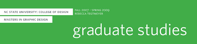 graduate blog : 2007-2009