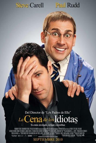 Ver La cena de los idiotas (2010) online