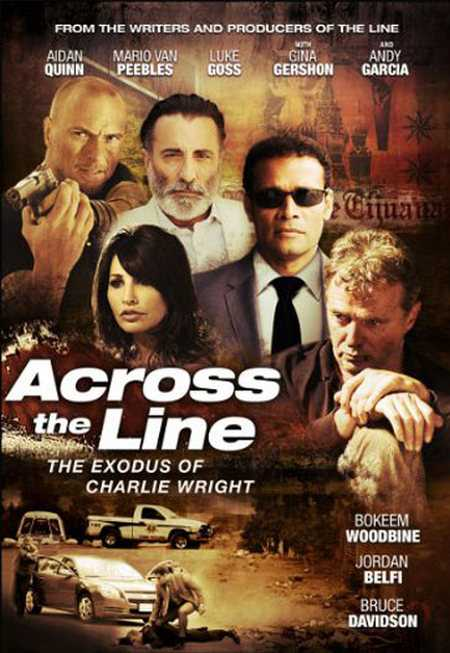 Ver Across The Line The Exodus of Charlie Wright (2010) online