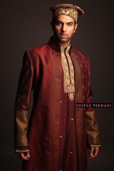 Pakistan FASHION Trends: Deepak Perwani for Men