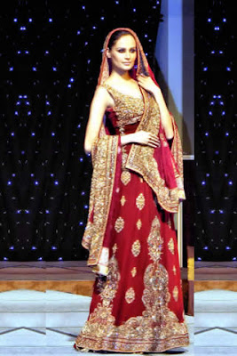 7 Latest Bridal Dresses Collections from Pakistan & India