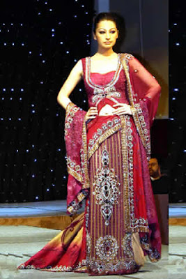 6 Latest Bridal Dresses Collections from Pakistan & India