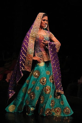 1 Latest Bridal Dresses Collections from Pakistan & India