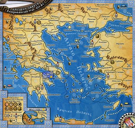 Peloponnesian War 431BC