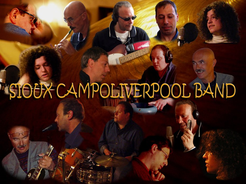 Sioux Campoliverpool Band