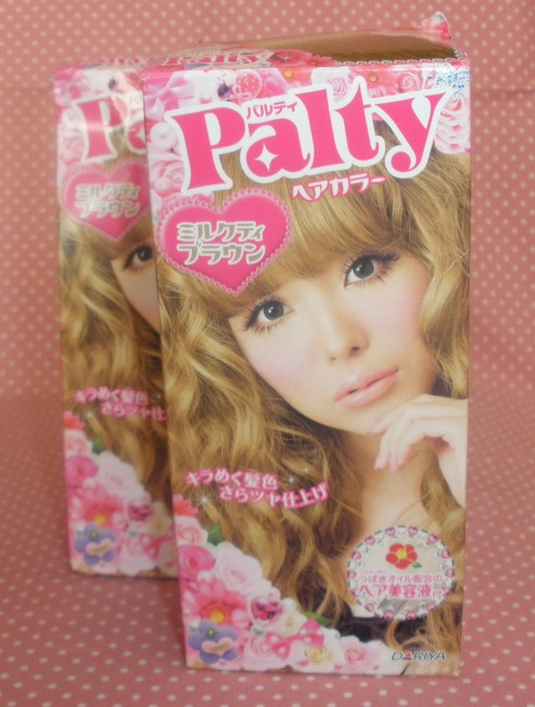 Lotus Palace Dariya Palty Hair Dye In Milk Tea Brown