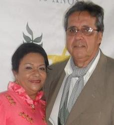 Casal Coordenador Prendas e Peões 2010/2011