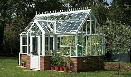 Lises Home Vinterhage Orangerie