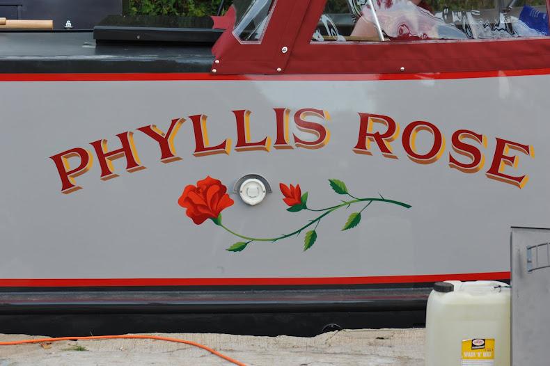 Phyllis Rose