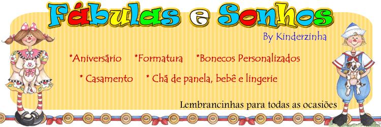 Fábulas e Sonhos by Kinderzinha
