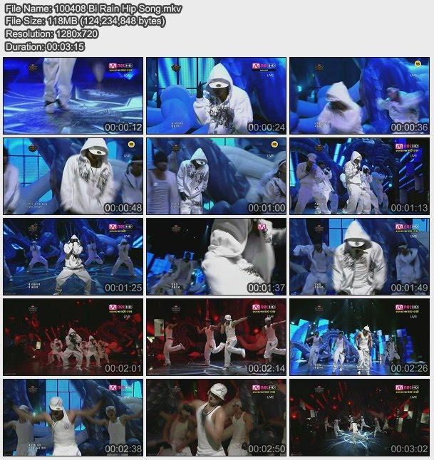 [100408] Bi (Rain) - Love Song & Hip Song [234M/avi] 100408+Bi+Rain+Hip+Song