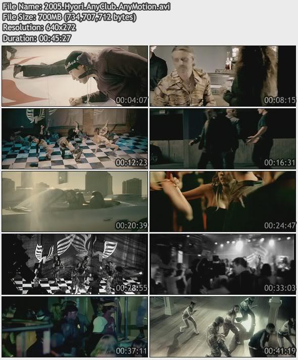 [050000] Hyori - AnyClub, Anymotion MV & Making MV [700M/avi] 2005HyoriAnyClubAnyMotion