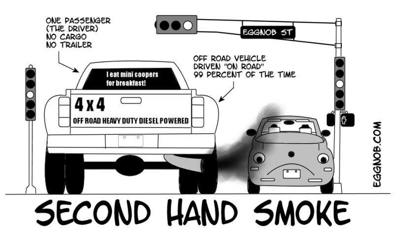 Diesel%2Bsecond... Lifted Duramax Diesel Blowing Smoke