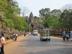 Entranced Way  Of Prasat Bayon