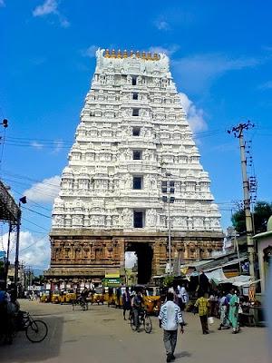 Sri Kalahasthi Temple Gopuram