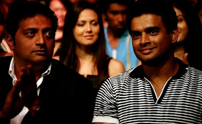 Madhavan and Prakasah Raj in ITFA awards