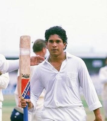 Sachin young photo
