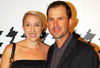 Ricky Ponting wife Rianna stills