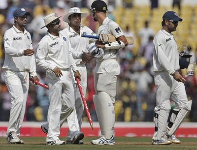 Photos India vs New Zealand Test Match