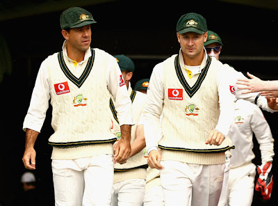 Ponting and Clarke