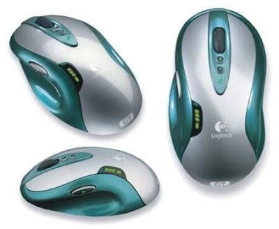 Cordless mouse models