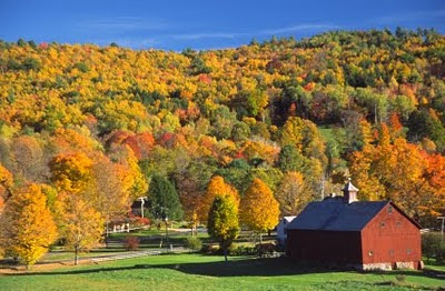 The Pioneer Valley Massachusetts
