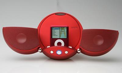 Ladybug iPod