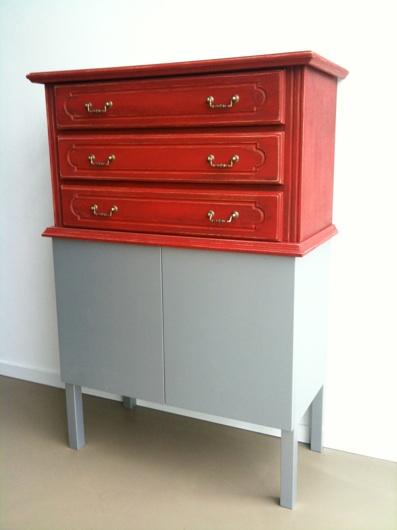 Decoro sin decoro de mueble antiguo a muy moderno for Restaurar mueble antiguo a moderno