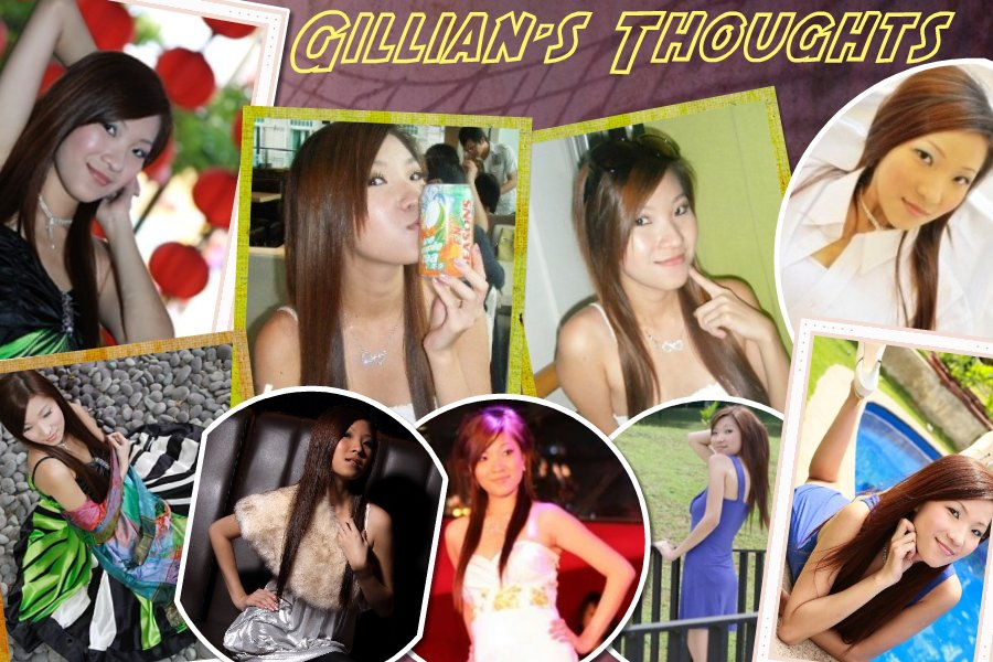 Gillian's Official Site!!