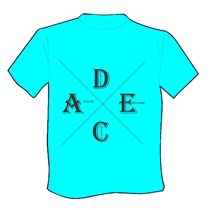 Soccer Dreams My Deca T shirt Design