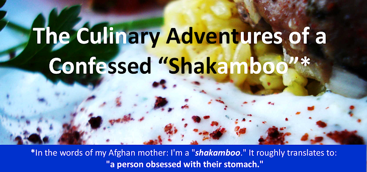 The Culinary Adventures of a Confessed Shakamboo