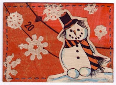I like anything snowmen and the color orange.