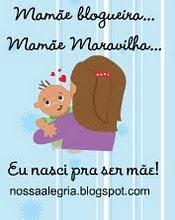 Eu nasci para ser mãe!!