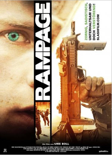 Rampage - คนโหดล้างโคตรโลก ** [VCDMaster][พากย์ไทย]