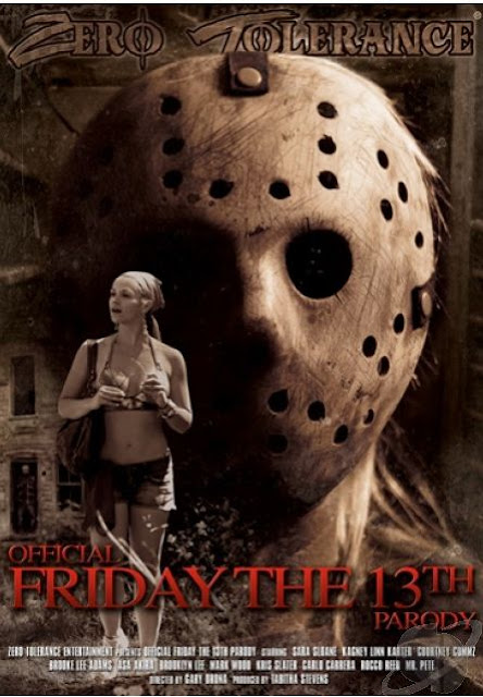 Official Friday The 13th Parody [Uncen](20+)
