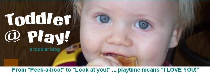 Toddler @ Play! // New Games. Activities. Outings. Fun.