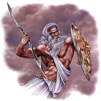Zeus The God of Gods