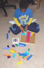 Pattern Play Blocks by Mind Ware