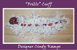Frills CUFF Bracelet
