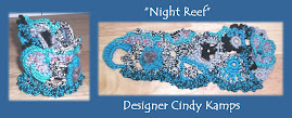 Night Reef CUFF Bracelet
