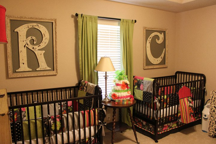 Baby Room Ideas For Twins Unique Design Decoration