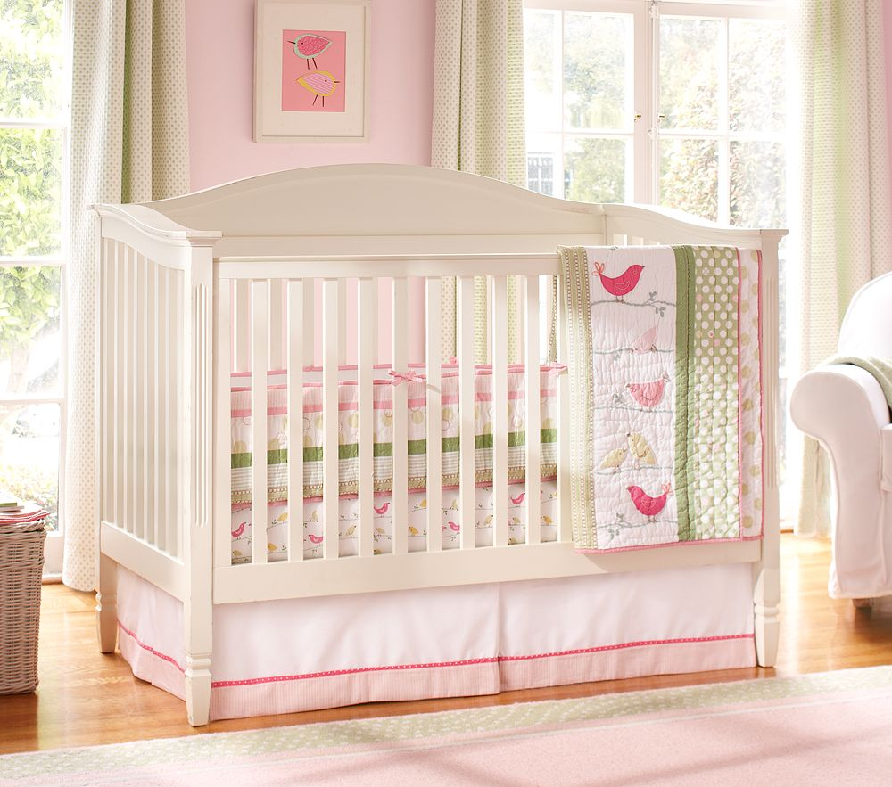 baby girl nursery on - photo #19