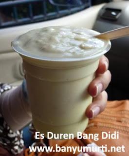Kuliner 116 - Ice Cream Durian Royale Bang Didi, Bogor