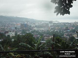 Kuliner 64 - Cafe Panorama, Ambon