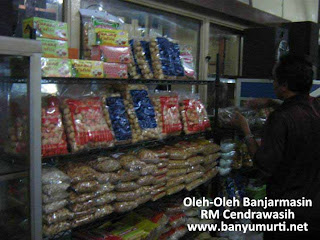 Kuliner 92 -  Oleh-oleh Banjarmasin