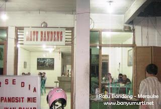 Kuliner 110 - Ratu Bandeng, Merauke