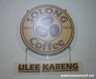 Kuliner 124 - Kopi Solong, Ulee Kareng, Banda Aceh